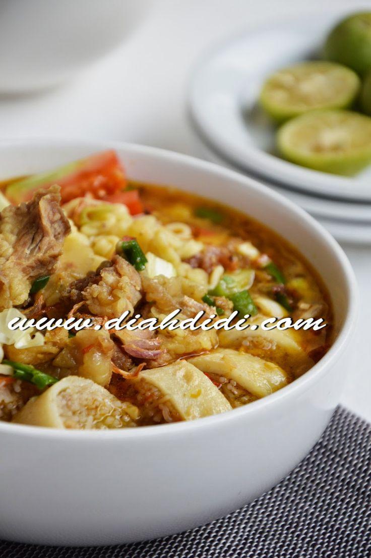 Diah Didi's Kitchen: Soto Mie