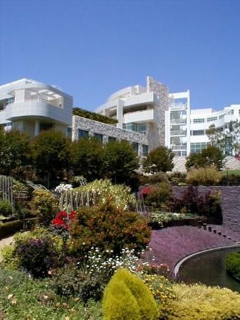 "Getty Center in Los Angeles, CA ~ California dreamin' with art, architecture, gardens, & views. ""I remember L.A. Seems a lifetime ago... There were days in the sun. That have stayed forever young."""