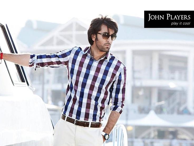 Ranbir Kapoor - John Players