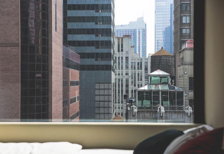 Mes bons plans hôtels à New York à des prix raisonnables