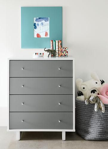 Moda Dressers Modern Kids Dressersmodern Kids Furnituremodern