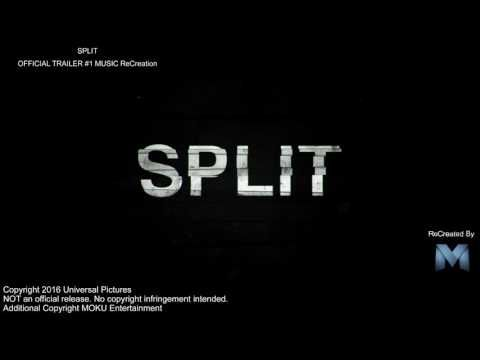 SPLIT Movie Trailer #1 Music ReCreation - M. Night Shyamalan Thriller - ...