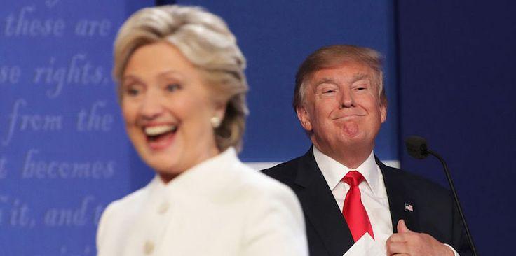 Hillary Clinton ha preso due milioni di voti in più di Donald Trump - http://www.sostenitori.info/hillary-clinton-preso-due-milioni-voti-piu-donald-trump/267355