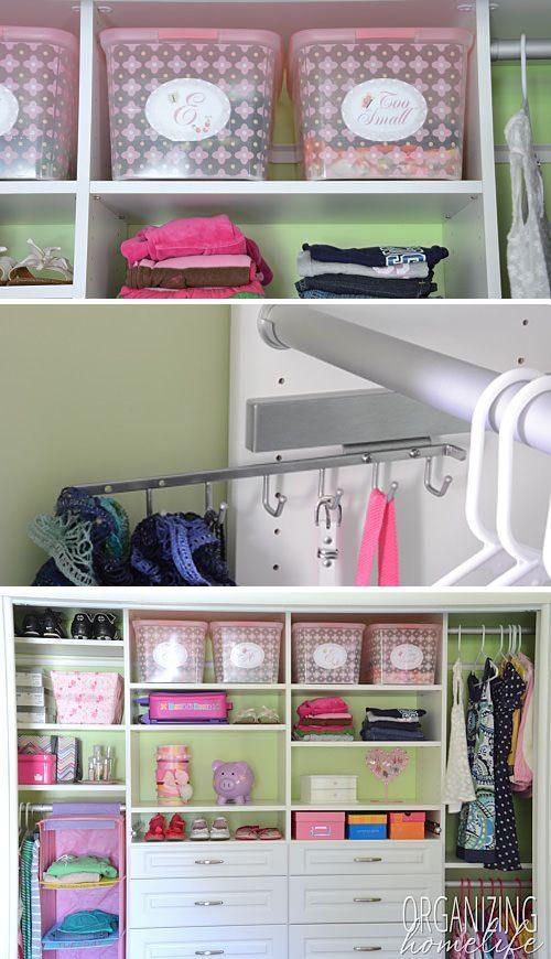 17 Best Ideas About Shared Closet On Pinterest Kids Bedroom Organization Toddler Closet