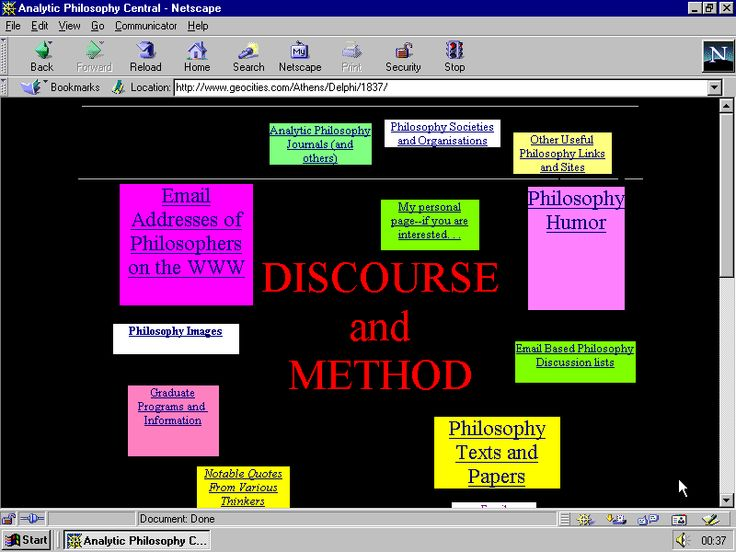 One Terabyte of Kilobyte Age | Digging through the Geocities Torrent