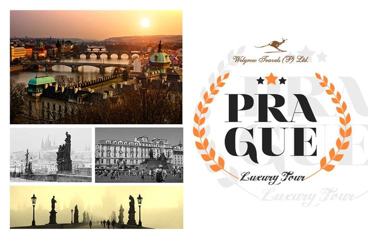 Prague Holidays  A charming and historic #city with over a thousand years written into its fairy-tale church spires, ancient #castles and beautiful #bridges.  Explore #Prague with our Luxury #TourPackages at: www.welgrowgroup.com  #WelgrowTravels #LuxuryTravel #Destinations #LuxuryTrip #Holiday #LuxuryHoliday #CzechRepublic