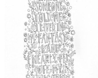 17 Best Ideas About Quote Coloring Pages On Pinterest