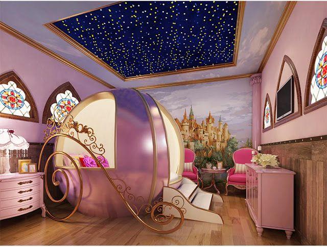 مدونة ليون غرفة اطفال بنات Princess Room Decor Kids Bedroom Decor Princess Theme Bedroom