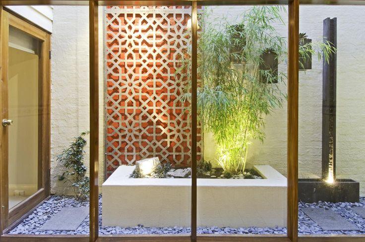 COS Design - Danks Street: Contemporary Landscape, Courtyards Gardens, Backyard Ideas, Courtyards Design, Gardens Design Ideas, Small Decks Design, Outdoor Solutions, Creative Outdoor, Patio Ideas