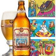 Cerveja Paulistânia apresenta novos rótulos alusivos às manifestações culturais brasileiras com ilustrações desenvolvidas pela artista plástica Lu Paternostro.