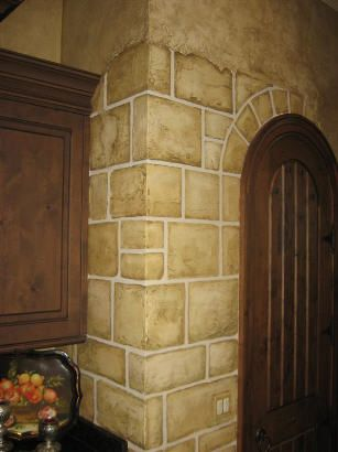 Gamber Painting, Inc., Naples, Florida. Regular and Faux Painting, plus