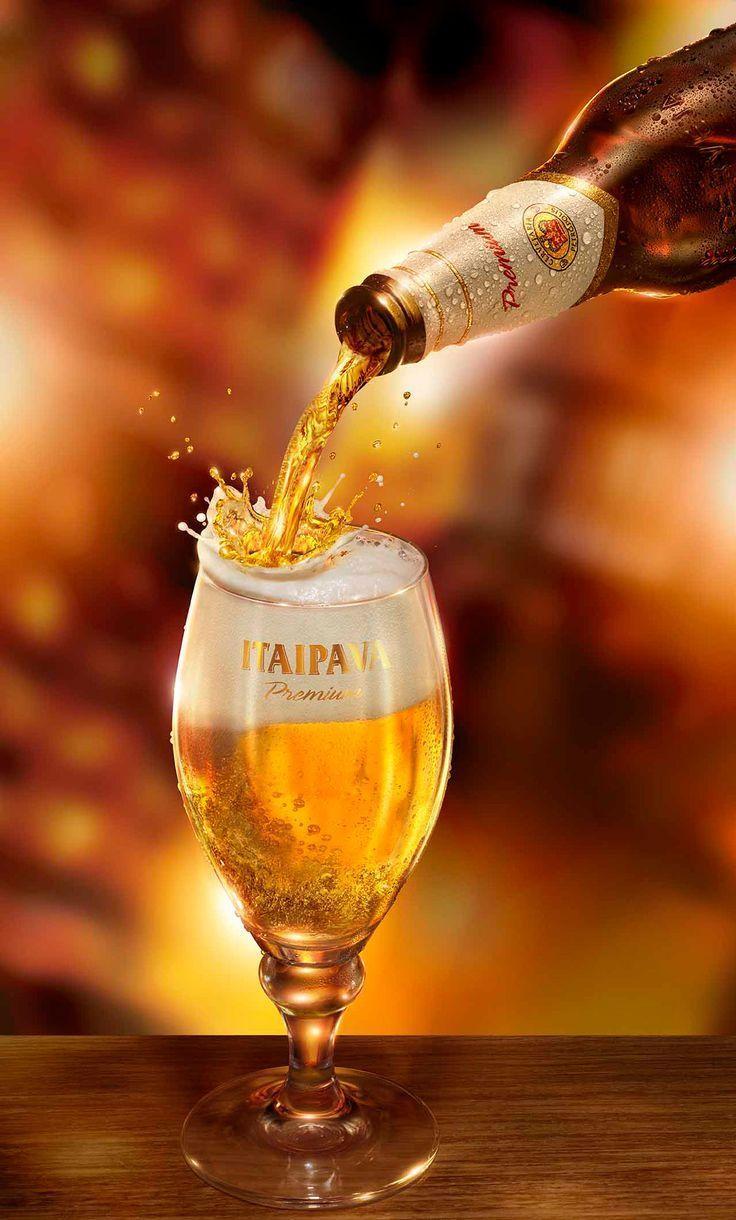 Itaipava Premium 100 Retouching【2020】 ビール, 酒精, 酒