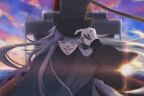 Black Butler: Book of the Atlantic  Anime Movie Announced - Random Ramen