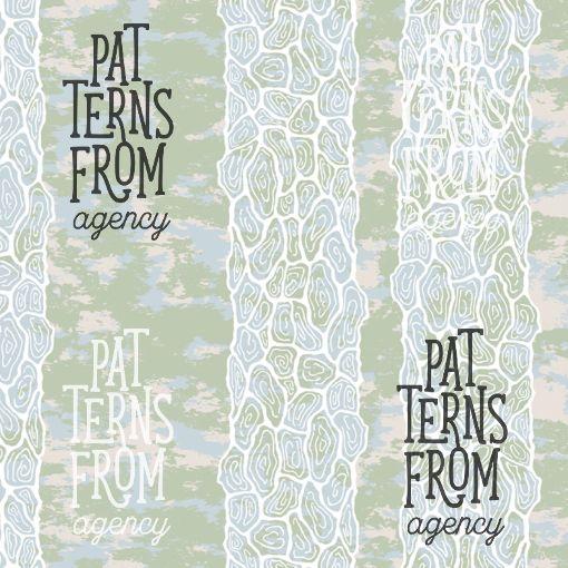 Ilana Vähätupa: Metsä – Hongas #patternsfromagency #patternsfromfinland #pattern #patterndesign #surfacedesign #printdesign #ilanavahatupa