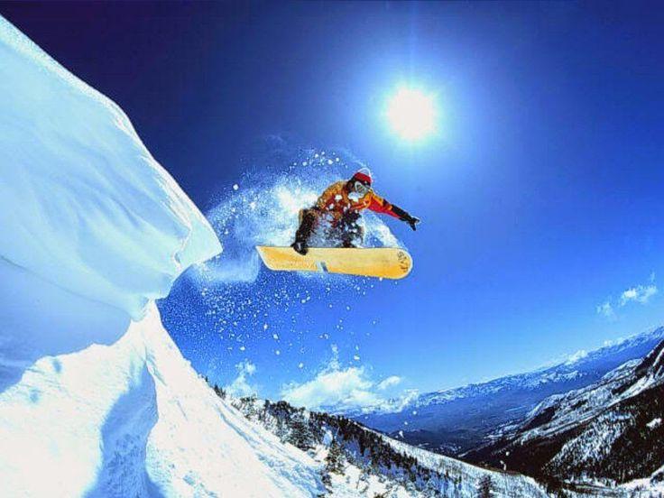 Snowboard γυμναστική