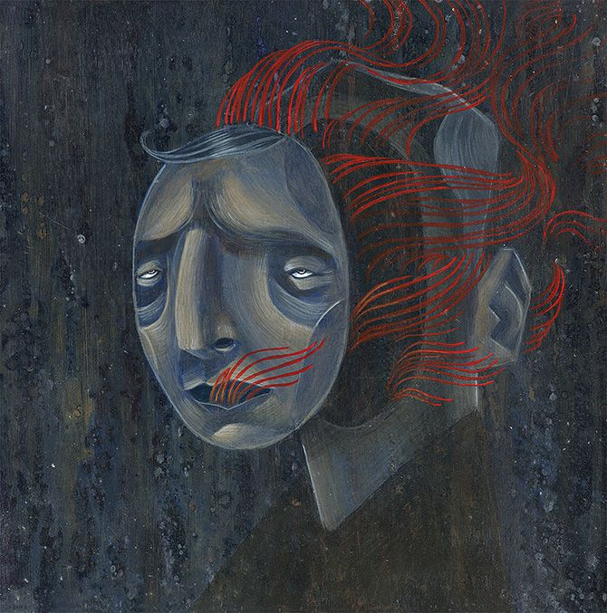 Sean Talamini #bleaq #art