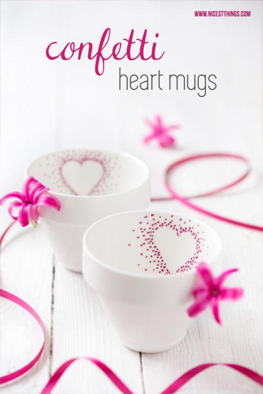 Valentinstags-Geschenkideen: DIY Himbeerwodka & Herzchurros | Nicest Things | Bloglovin'