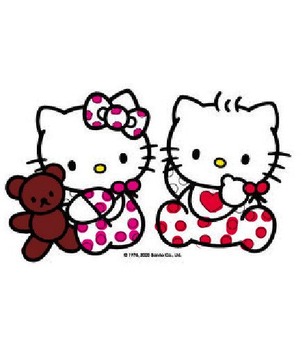 Photos dessin a imprimer hello kitty bebe page 11 broderie appliqu e hello kitty hello - Hello kitty a imprimer ...