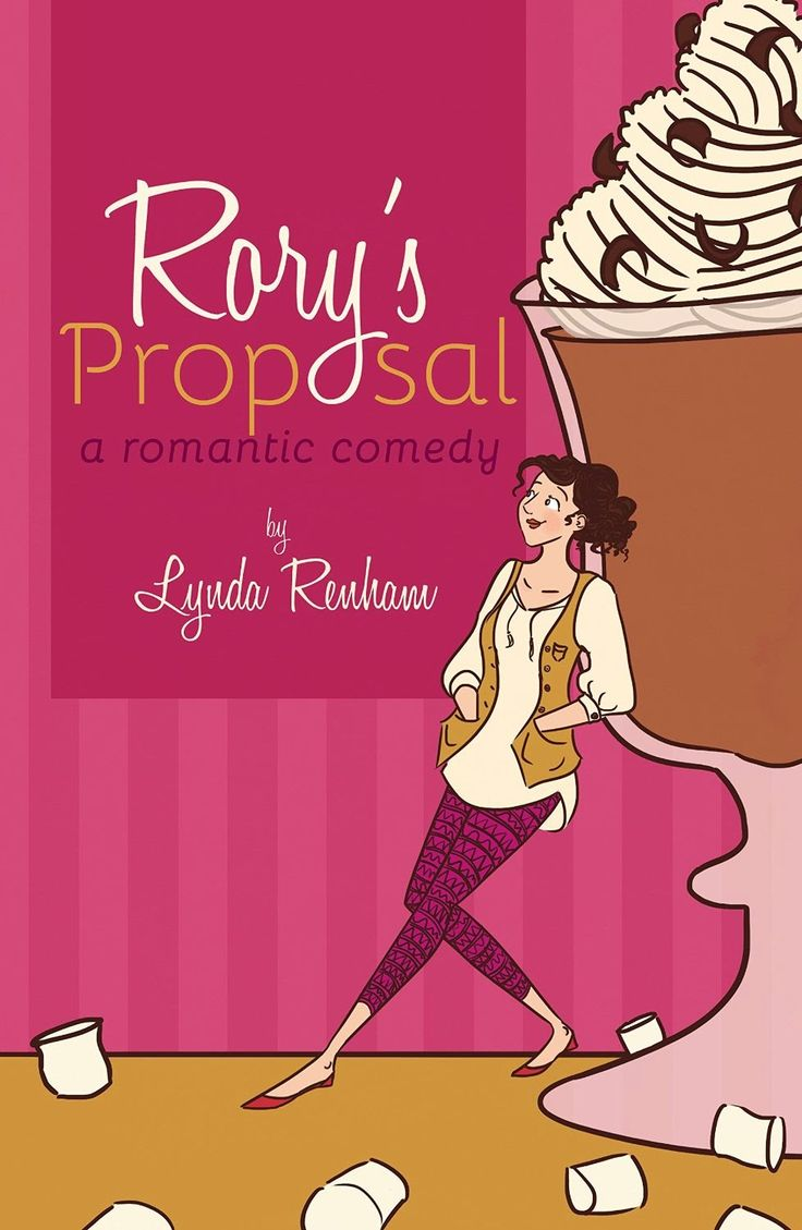Lavender likes, loves, finds and dreams: Rory's Proposal by Lynda Renham