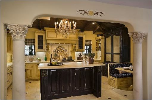 17 Best Ideas About Old World Kitchens On Pinterest Old World Style Warm Kitchen And