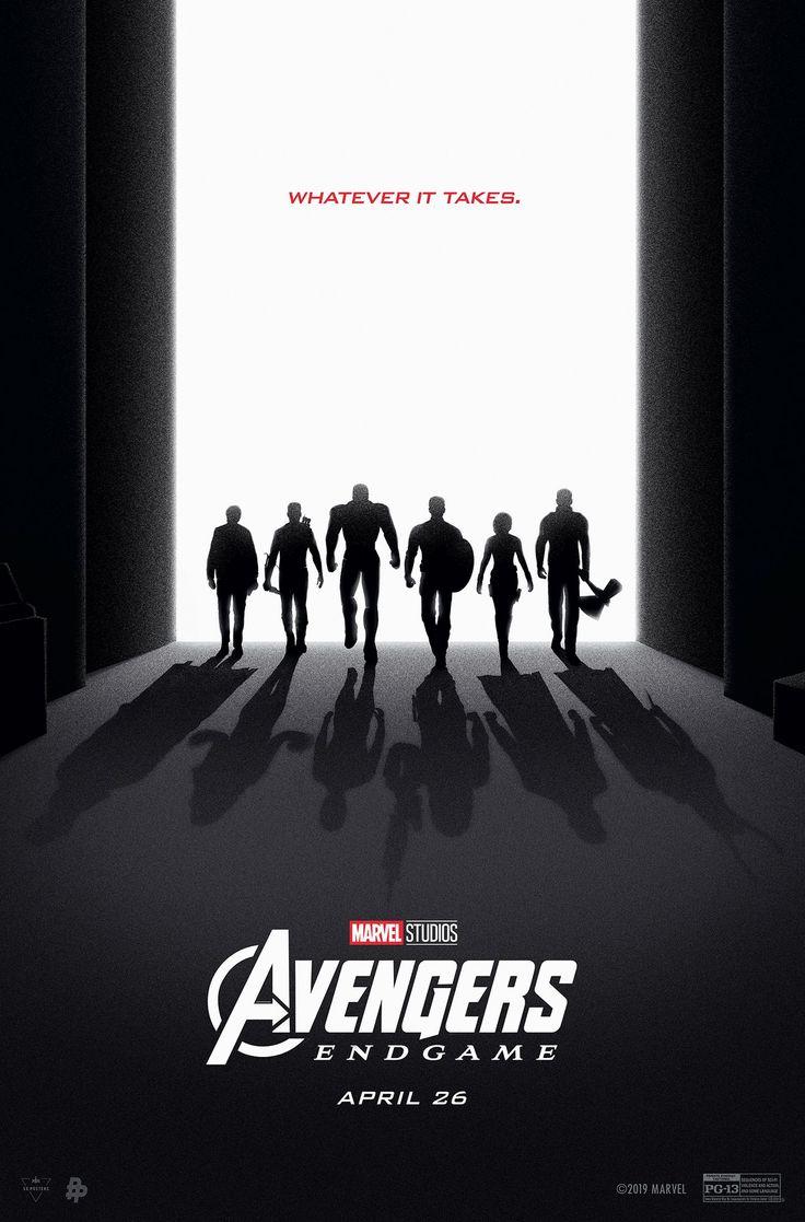 """MarvelStudios: """"Check out this Marvel Studios' #AvengersEndgame inspired pos…"""