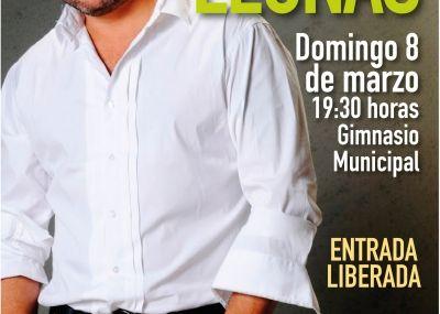 En #Hualqui se celebrará el #DíaDeLaMujer este domingo 08 de marzo @Marcosllunas #GimnacioMunicipal 19:30 horas.