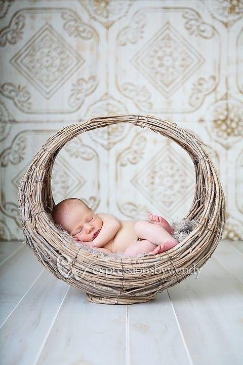 infant basket: Newborns Photo Props Ideas, Newborns Photography Props, Infants Photo, Newborns Photography Baskets, Newborns Pics, Baby Blankets, Infants Baskets, Baby Photography, Photo Shoots