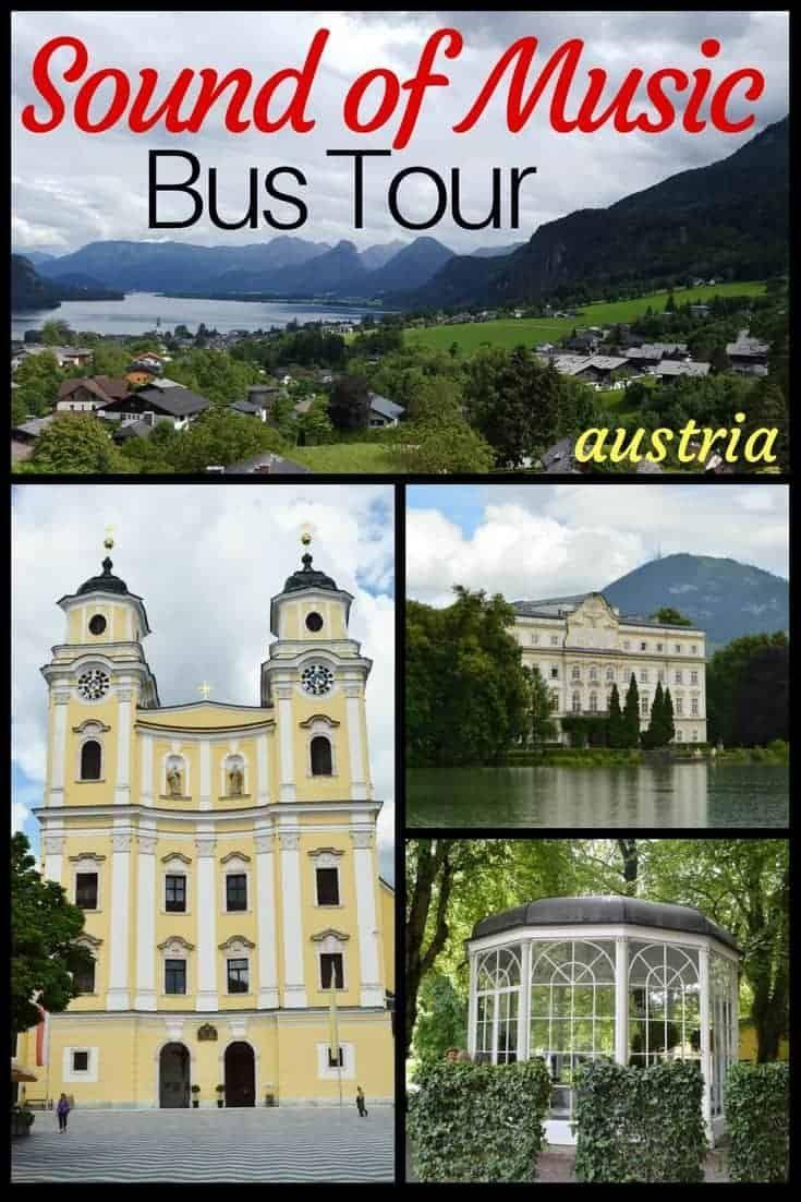The Best Sound Of Music Tour In Salzburg Sound Of Music Tour Music Tours Europe Travel