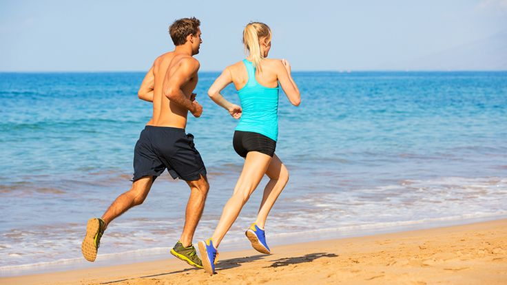 Here are some beach-running pointers for vacationers and coastal runners.