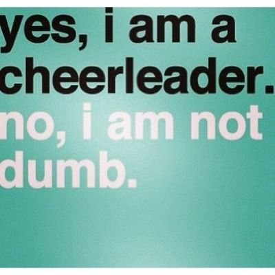 Sport For > Cheerleading Quotes Tumblr