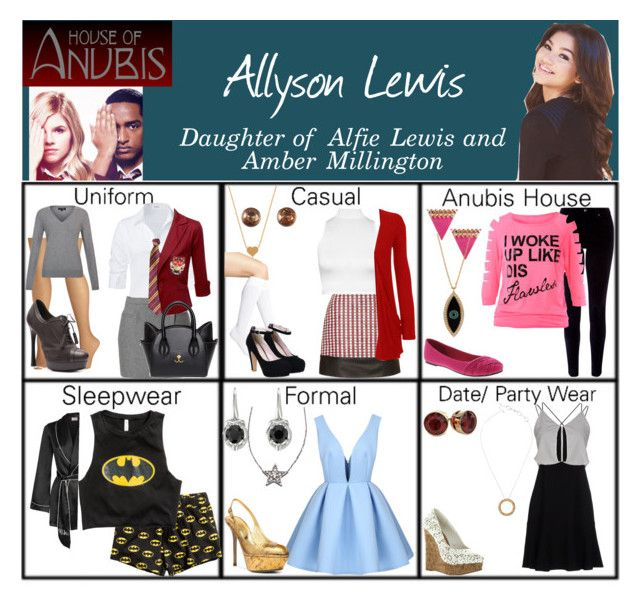 """""""Allyson Lewis. Daughter of Amber Millington and Alfie Lewis HOUSE OF ANUBIS"""" by elmoakepoke ❤ liked on Polyvore featuring Steffen Schraut, J.W. Anderson, Doublju, Avenue, Yves Saint Laurent, Morgan De Toi, Unique, Nordstrom, WearAll and Monsoon"""