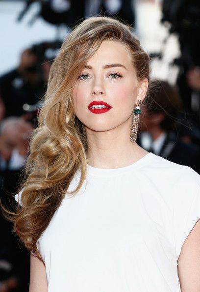 Amber Heard Photos - 'Two Days, One Night' Premieres at Cannes - Zimbio