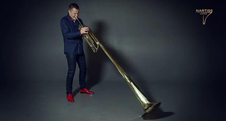 524 best images about unique brass instruments on ...
