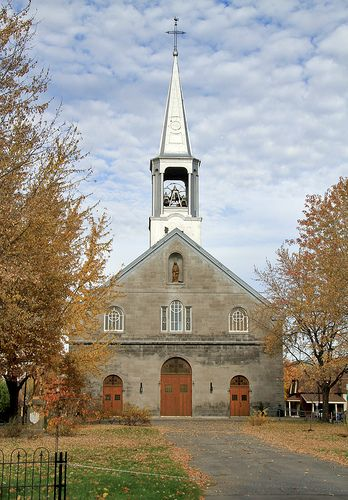 Église Sainte-Anne-de-Bellevue, 1, rue de l'Église (Sainte-Anne-de-Bellevue) | Flickr - Photo Sharing!