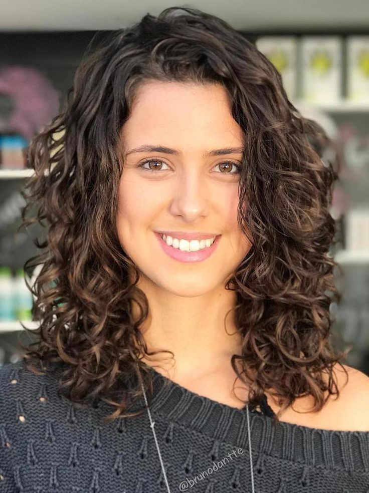 60 Types and Cuts for Naturally Curly Hair
