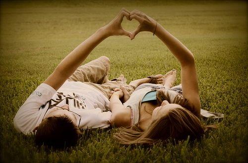 Cute soccer couple <3