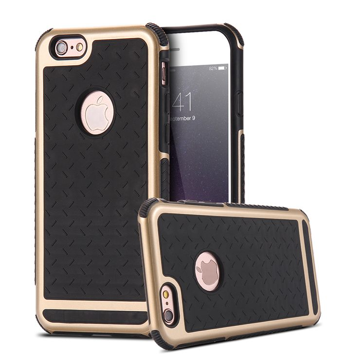 i6 6S Plus Silicone + PC Anti Shock Impact Shield Armor Case For iPhone 6 6S Plus 4.7&5.5 5 5S SE Rugged Heavy Duty Back Cover #clothing,#shoes,#jewelry,#women,#men,#hats,#watches,#belts,#fashion,#style