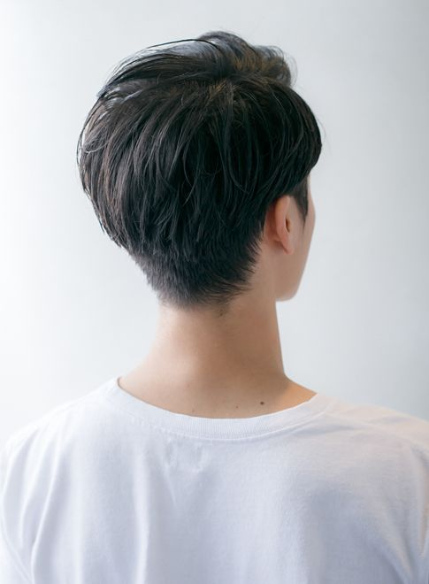 Semi Undercut Korean