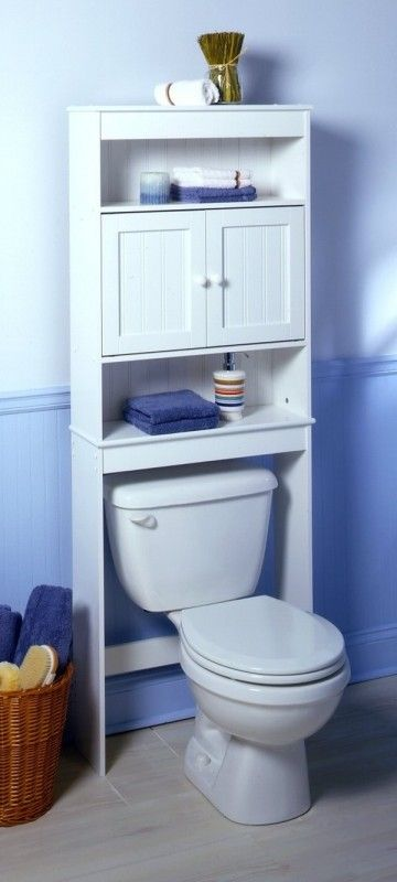 Storage Above Toilet Foter