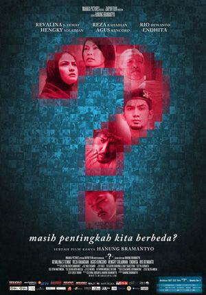 A film about religion, race, the rich and the poor - portraying the differences in Indonesia - interesting