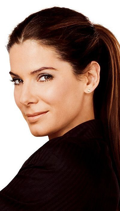 Sandra Bullock  - she's down-to-earth and goofy. She's my spirit animal!