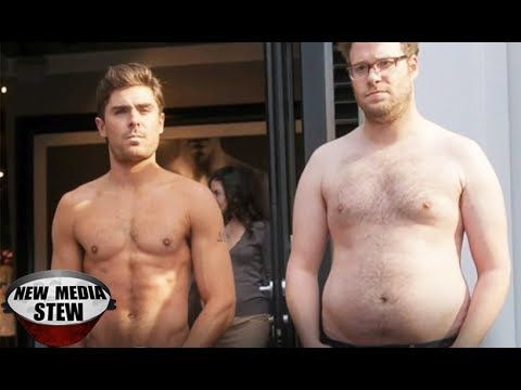 Seth Rogen, Zac Efron Spoof Kanye West's 'Bound 2' to Promote 'Neighbors' Movie - Zac Efron and Seth Rogen spoof Kanye West and Kim Kardashian's 'Bound 2' music video...following in James Franco's 'Bound 3' viral video parody footsteps...to promote their upcoming movie, 'Neighbors.' As John Basedow (@John Searles Basedow) reports, Rogen and Efron posted a shirtless pic from 'Neighbors' with the caption 'Bound 4' on Instagram.