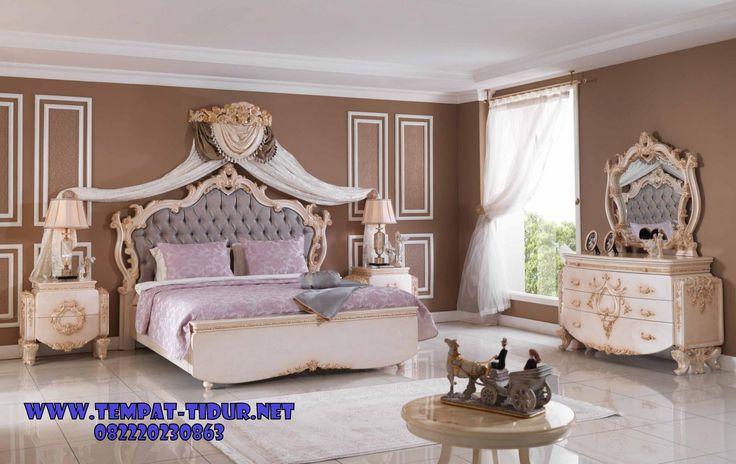 Kamar Set Mewah - Tempat Tidur Dan Set Kamar Tidur Murah Supported By Sembada Mebel Jepara
