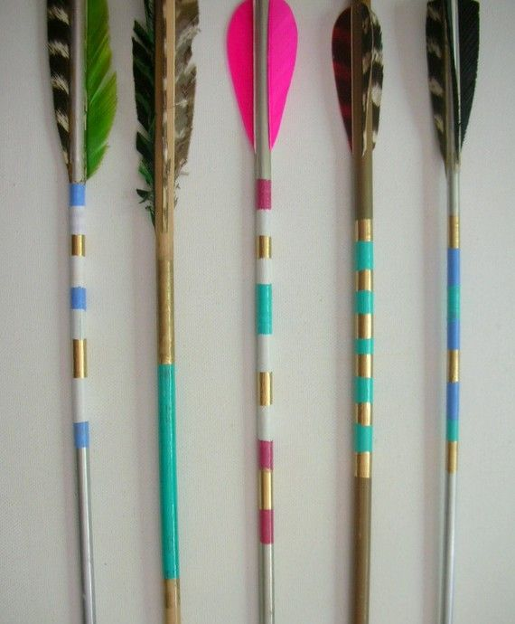 arrows | i wish I had classy arrows like this and was good at archery...