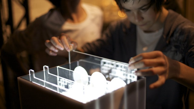 THE BEST OF PROJECTION #MAPPING 2012  Video Mapping Box Theater by Kimichi and Chips Jorney