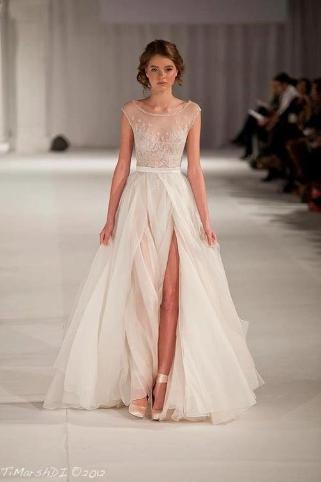 8 best modern wedding dress images on pinterest wedding for How to find a wedding dress