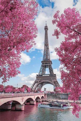 Frühling in Paris muss man besuchen