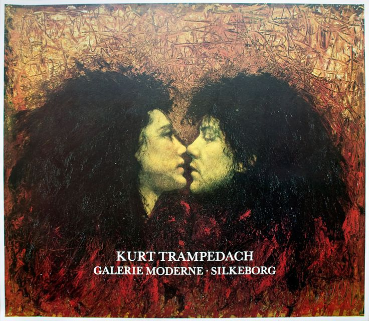 """Kurt Trampedach (*13 May 1943) is a Danish painter and sculptor. Trampedach has often made distorted self-portraits and portraits of his own wife. Painting is a way of dealing with his own psyche. At least two times Trampedach's studio was set on fire by unknown perpetrators. Some people claimed that he had started the fire himself, but in 2005 a French-Moroccan was sentenced for the crime."""