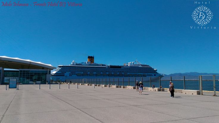 www.hotelbjvittoria.it #cagliari #italia #boatymcboatface #summer #hot #costacrociere #vistadalmolo #big #voteforme #moloichnusa #view #foryou #italytravel #turisti #