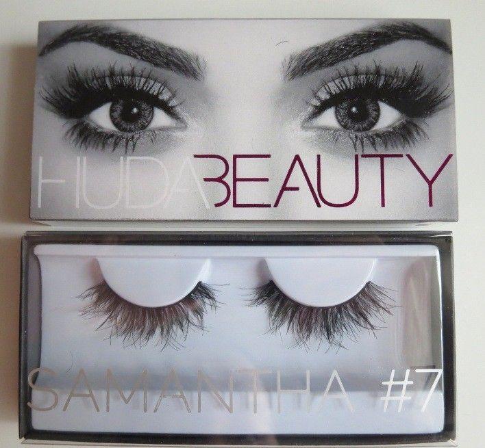 Huda Beauty Samantha Eyelashes
